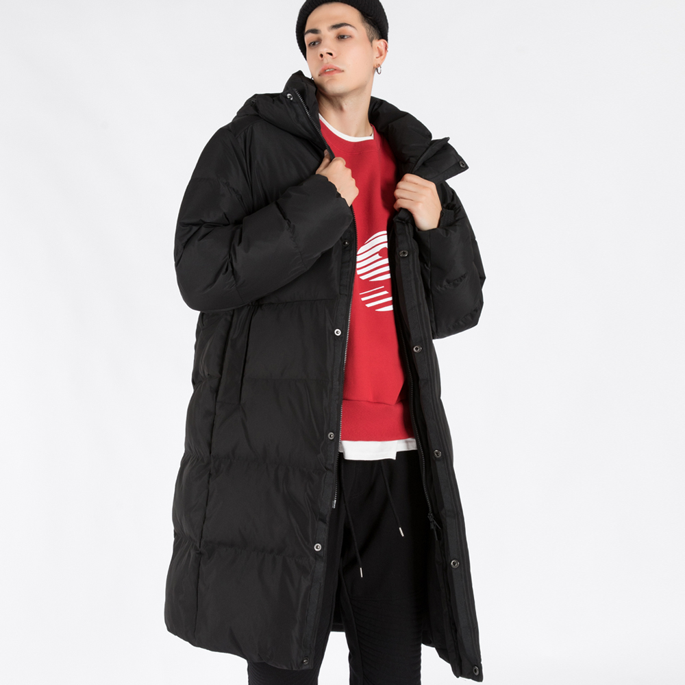 MAN'S RDS BANFF BENCH PARKA