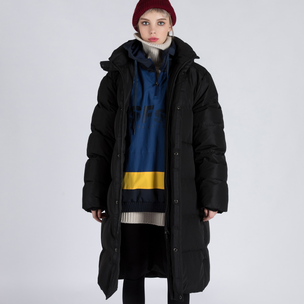 WOMAN'S RDS BANFF BENCH PARKA